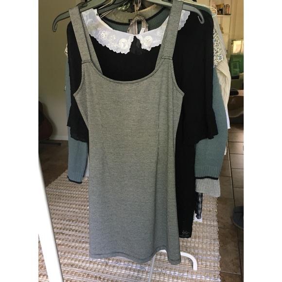 Forever 21 Dresses & Skirts - Forever21 Plaid Mini Dress